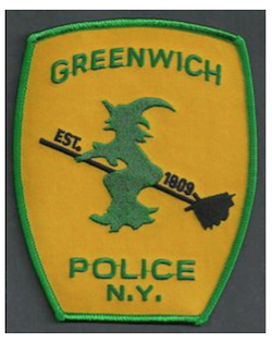 Greenwich Police Patch