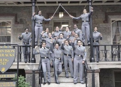 WEST POINT FEMALE FIRSTIES