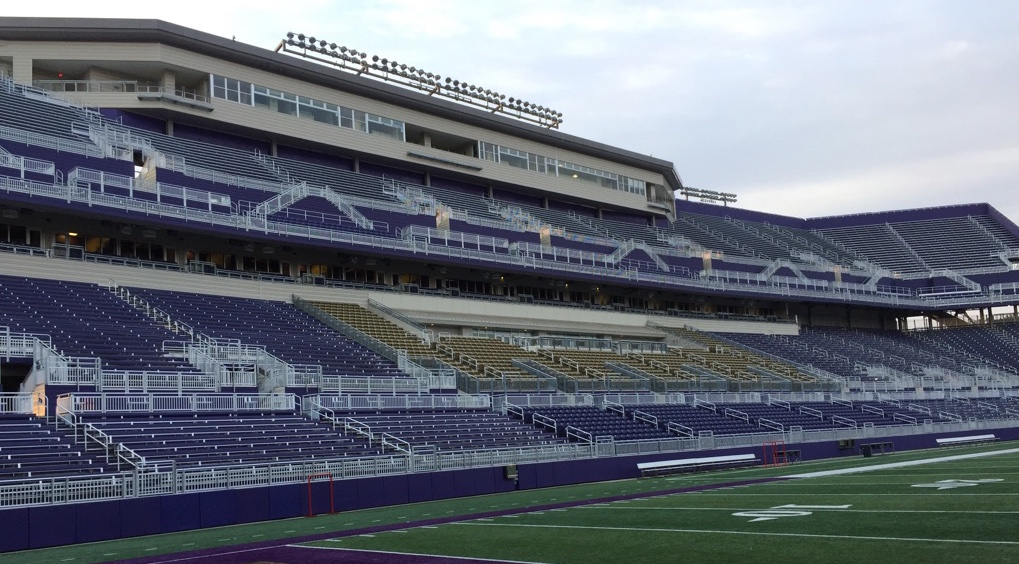 JMU STADIUM INSIDE