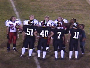 f41c9fb2e96 (At left) In 1999, when I was coaching at Washougal, Washington, it was our  great honor to have Curt Warner toss the coin and stand on our sideline at  our ...