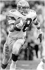 e5644cbbc44 A LOOK AT OUR LEGACY: Curt Warner is perhaps the greatest athlete ever to  come out of the state of West Virginia (including Randy Moss).