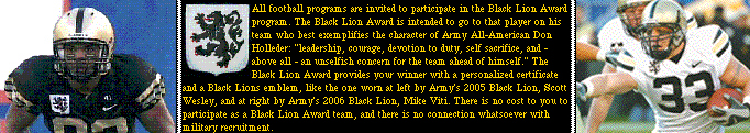 Black Lion Award